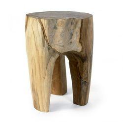 Nordal -Drewniany stołek