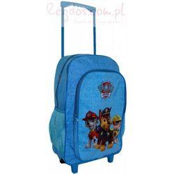 Paw Patrol Boy Walizka/Plecak na kółkach dla dzieci - produkt z kategorii- Walizeczki
