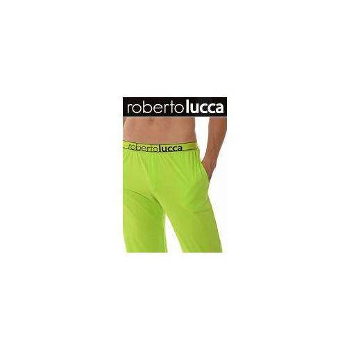 ROBERTO LUCCA Spodnie domowe RL150W0055 LIME z kategorii spodnie męskie