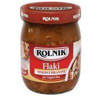 Rolnik Flaczki wołowe po wegiersku 560 ml  (5900919019191)
