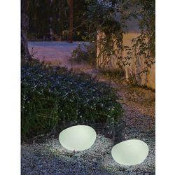 New garden lampa ogrodowa petra 40 biała - led (5900000046648)