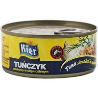 KIER 170g Tuńczyk sałatkowy w oleju roślinnym | DARMOWA DOSTAWA OD 150 ZŁ!