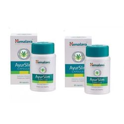 AYURSLIM - 60 kapsułek HIMALAYA - produkt farmaceutyczny