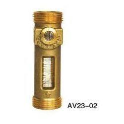 Rotametr (regulator przepływu) AKE AV23-02, Flow meter AV23-02