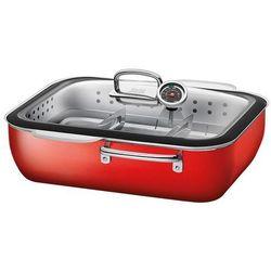 Silit - Brytfanna Ecompact z 1 wkładem 34 cm Energy Red, kup u jednego z partnerów