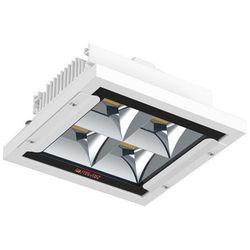 Lampa przemysłowa magazynowa MILOO SPACE S LED 95W, towar z kategorii: Pozostałe oświetlenie