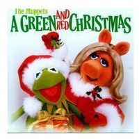 Universal music Muppets - a green and red christmas [ost] (5099950756520)