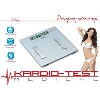 Hi-tech medical kardio-test Analityczna szklana waga elektroniczna kt-ef902