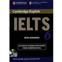 Cambridge IELTS 6 Podręcznik z Odpowiedziami, Cambridge ESOL