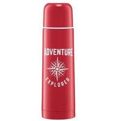"Termos AMBITION Adventure ""Explorer"" 500 ml czerwony"