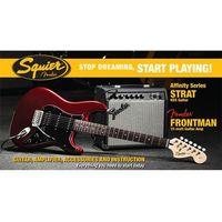 FENDER SQUIER AFFINITY PACK STRATOCASTER HSS 15G CAR z kategorii Gitary elektryczne