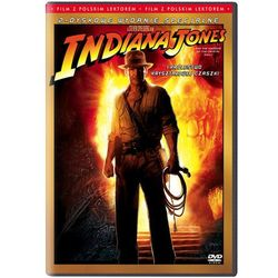 Indiana Jones i Królestwo Kryształowej Czaszki (edycja 2-płytowa) z kategorii Filmy przygodowe