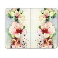 Flex Book Fantastic - Samsung Galaxy Tab S3 9.7 - etui na tablet Flex Book Fantastic - róże herbaciane, kolo