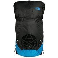 The North Face SHADOW 30 Plecak podróżny asphalt grey/hyper blue