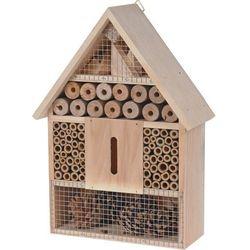 Domek dla owadów brązowy, 22 x 30 cm (8719202916546)