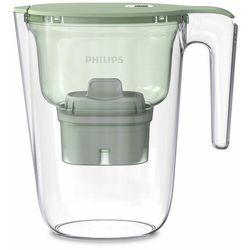 dzbanek filtrujący awp2935gnt/10, zielony, 2,6l marki Philips