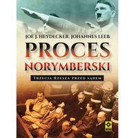 Proces norymberski - Wysyłka od 3,99 - porównuj ceny z wysyłką, książka w oprawie miękkej