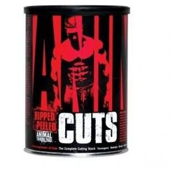 Universal Nutrition Animal Cuts - 42 pakiety - produkt z kategorii- Redukcja tkanki tłuszczowej
