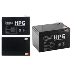 Akumulator BL12120 12.0Ah Pb 12V z kategorii Akumulatory żelowe AGM