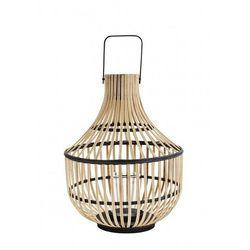 Madam Stoltz - Lampion bambusowy