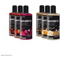 Warmup raspberry 150 ml marki Joydivision