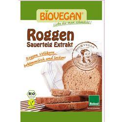 Suchy Zakwas Żytni BIO 30g - Bio Vegan - sprawdź w wybranym sklepie