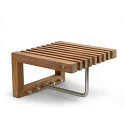 Garderoba mała cutter drewno tekowe marki Skagerak