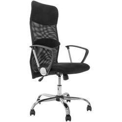 Obrotowe krzesło biurowe