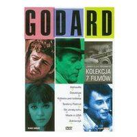 Kolekcja: Jean-Luc Godard (7 DVD) (5903560919452)