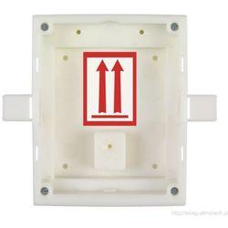 2n ip verso puszka do montażu podtynkowego dla 1 modułu