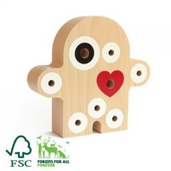 milaniwood WOOD-OO DOLL (8057432850866)