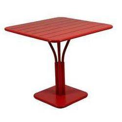 Stół ogrodowy na jednej nodze luxembourg 80x80cm  marki Fermob