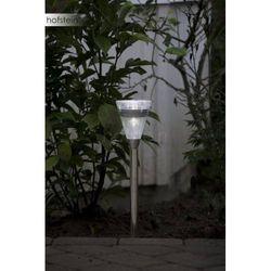 Konstsmide Assisi lampa solarna Stal nierdzewna - Nowoczesny - Obszar zewnętrzny - Assisi - Czas dostawy: od