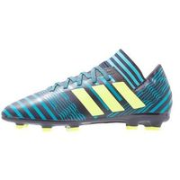 adidas Performance NEMEZIZ 17.3 FG Korki Lanki legend ink/solar yellow/energy blue