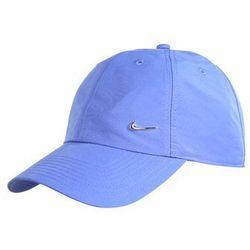 Nike Sportswear HERITAGE86 Czapka z daszkiem comet blue/metallic silver - sprawdź w wybranym sklepie