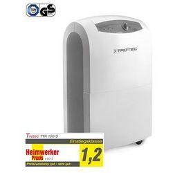 Osuszacz powietrza TTK 100 S do powierzchni do 90 m² (4052138000526)