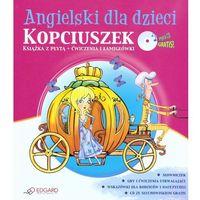 Angielski dla dzieci Kopciuszek z płytą CD - Praca zbiorowa (opr. broszurowa)