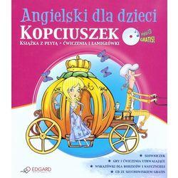 Angielski dla dzieci Kopciuszek z płytą CD - Praca zbiorowa, książka z kategorii Książki dla dzieci