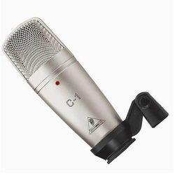 c1 mikrofon pojemnościowy wyprodukowany przez Behringer
