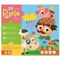 Puzzle 20 Zwierzęta na wsi