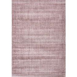C&m Różowy dywan we wzory sand rose