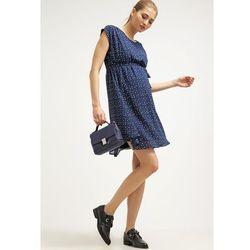 MAMALICIOUS MLISABEL MARY Sukienka letnia black iris z kategorii Sukienki ciążowe