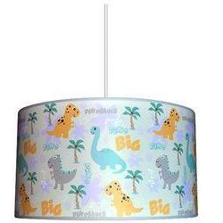 Dziecięca lampa wisząca BIG DINO 1xE27/60W/230V - produkt z kategorii- Oświetlenie dla dzieci