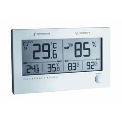 Tfa bezprzewodowy termometr twin plus