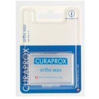 Curaprox wosk ortodontyczny: 7 woskowych pasków w pudełku, 128