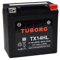 Akumulator wzmocniony Tuborg YTX14L-BS TX14HL 14Ah 240A/315A