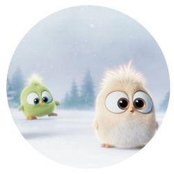 Dekoracyjny opłatek tortowy Angry Birds - 20 cm - 14