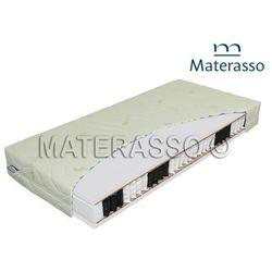 Materasso kokos bio ex - materac kieszeniowy, sprężynowy, rozmiar - 140x200 wyprzedaż, wysyłka gratis