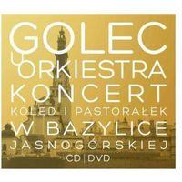 Golec Uorkiestra - Koncert Kolęd i Pastorałek w Bazylice Jasnogórskiej [CD+DVD], 5902634800221