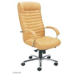 Fotel gabinetowy ORION steel04 chrome, Nowy Styl